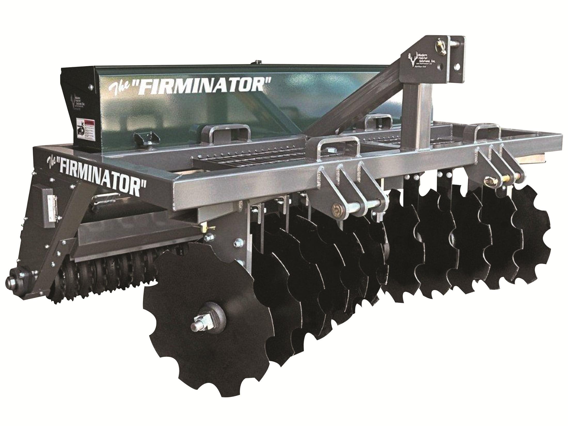 Ranew S Outdoor Equipment 4 Firminator G 3 Food Plot Implement 9