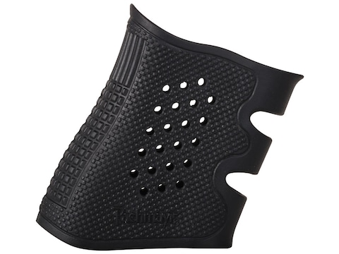 Pachmayr Tactical Grip Glove Slip-On Grip Sleeve Glock 19, 23, 25, 32, 38 Rubber Black
