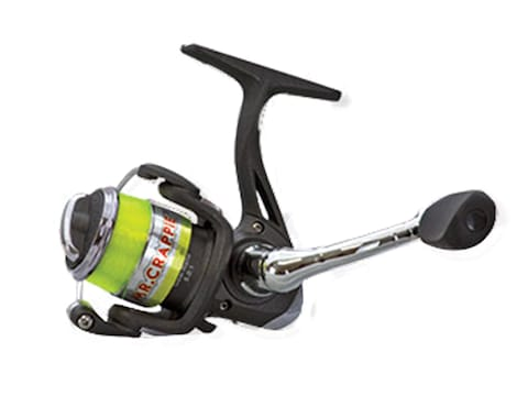 Mr. Crappie MC Slab Shaker Spinning Reel