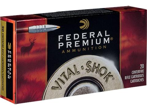 Federal Premium Ammunition 300 Winchester Magnum 180 Grain Trophy Bonded Tip
