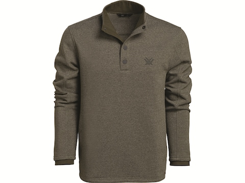 Vortex Optics Men's Arctic Snap Sweater