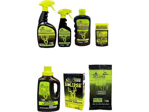Wildlife Research Mossy Oak Eclipse Scent Elimination Combo