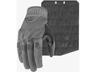 Viktos Men's Kadre Kit Gloves Greyman Small