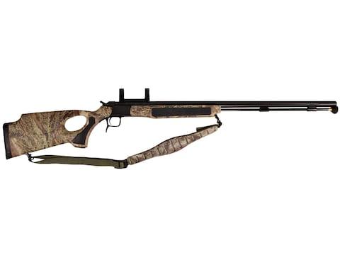 "CVA Accura V2/LR Muzzleloading Rifle with Dead-On Scope Mount 30"" Fluted Black Nitride ..."