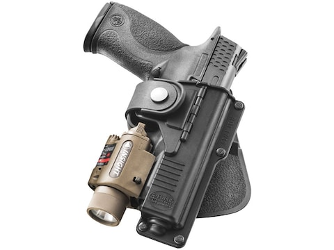 Fobus Tactical Holster with Light or Laser Required