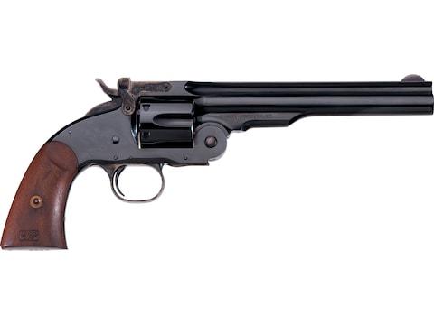 """Uberti 1875 Top-Break 45 Colt (Long Colt) Revolver 7"""" Barrel"""