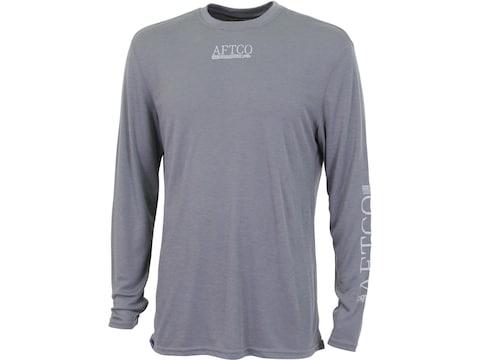 AFTCO Men's Frogger Dri-Release Performance Long Sleeve T-Shirt