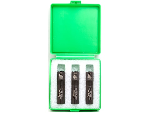 Carlson's Extended Complete Waterfowl Choke Tube Set Pack of 3