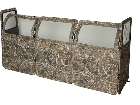 Avery Panel Field Blind Aluminum Realtree Max-5 Camo