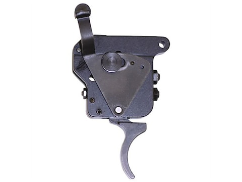 Timney Rifle Trigger Remington 600, 660 with Safety 1-1/2 to 4 lb Black