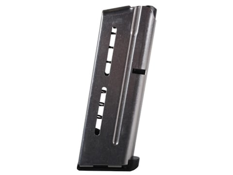 Wilson Combat Elite Tactical Magazine with Low Profile Steel Base Pad Wilson Combat Sen...