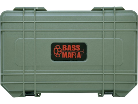 Bass Mafia Bait Coffin Utility Box