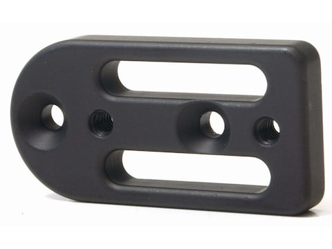 Spot-Hogg Drop Mount Black