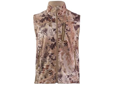 Kryptek Men's Dalibor Softshell Vest Polyester