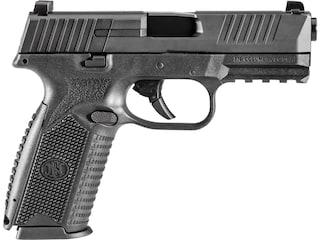 """FN 509 Pistol 9mm Luger 4"""" Barrel 17-Round Polymer Black"""