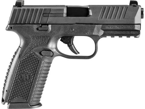 """FN 509 Pistol 9mm Luger 4"""" Barrel Polymer"""