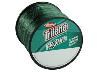 Berkley Trilene Big Game Monofilament Fishing Line 8lb 1700yd Green