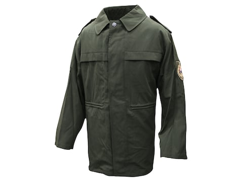 Military Surplus Czech M98 Parka with Liner Olive Drab