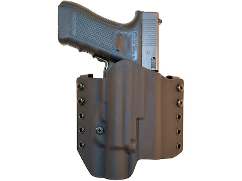 Comp-Tac Warrior Holster with Weapon Light