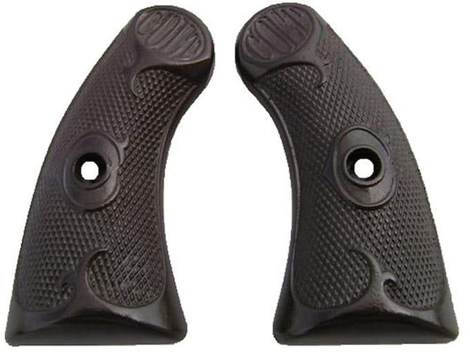 Vintage Gun Grips Colt Police Positive Special C-Type Polymer Black
