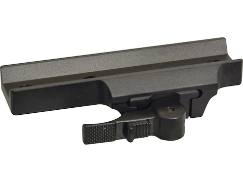 Pulsar Locking QD Mount for Apex, Trail, Digisight and Core Rifle Scopes Matte