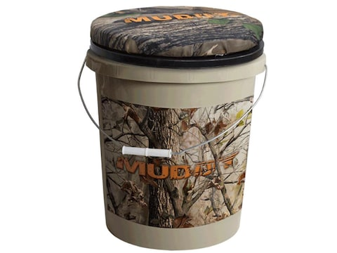 Muddy Outdoors Spin Top Bucket Seat Epic Camo