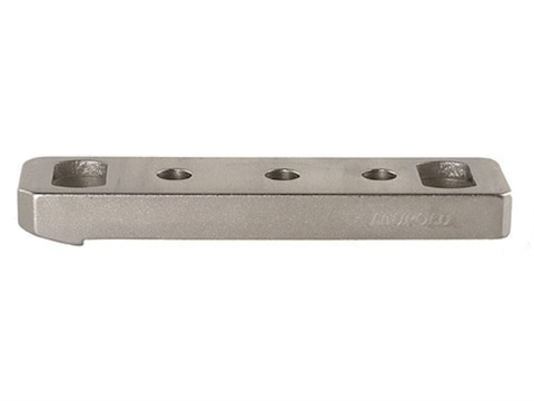 Leupold 1-Piece Dual-Dovetail Pistol Scope Base S&W K, L, N Frame