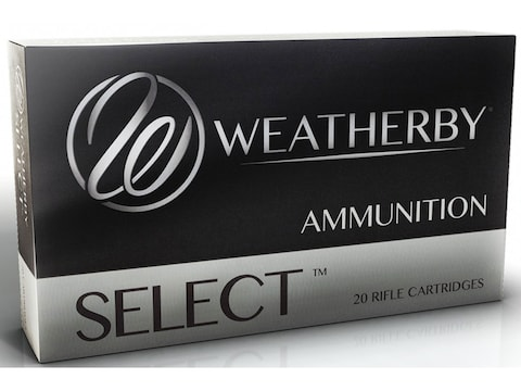 Weatherby Select Ammunition 6.5-300 Weatherby Magnum 140 Grain Hornady InterLock Spire ...