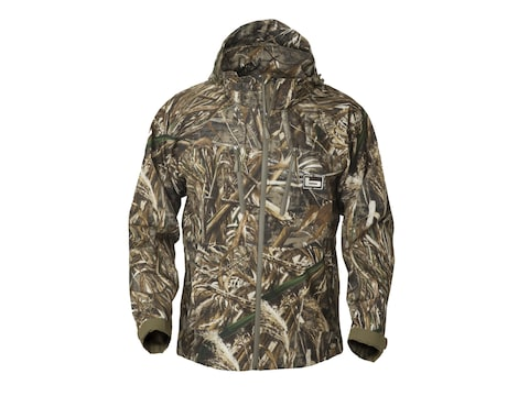 Banded Men's Feather Stretch Breathable Waterproof Shell Jacket Polyester