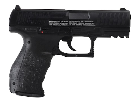 Walther PPQ Air Pistol 177 Caliber BB and Pellet