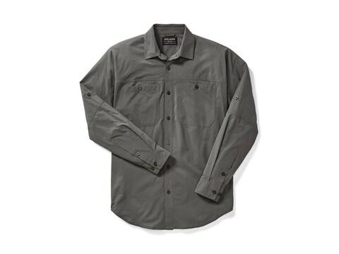 Filson Men's Alagnak Button-Up Long Sleeve Shirt Nylon