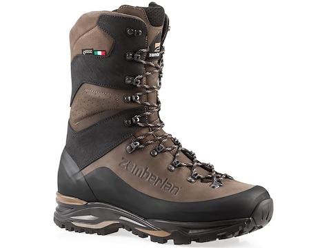 "Zamberlan 981 Wasatch GTX RR 11"" Hunting Boots Nubuck Leather Men's"
