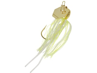 Z-Man Chatterbait Micro Bladed Jig Chartreuse/White 1/8 oz