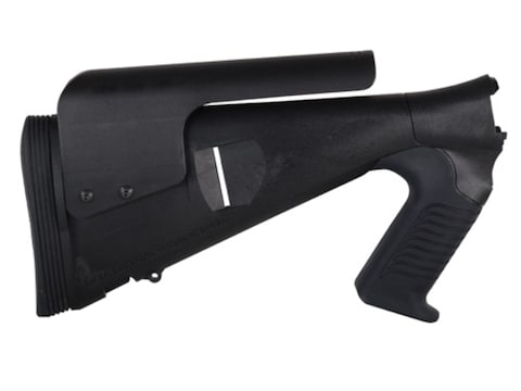 Mesa Tactical Urbino Tactical Stock System with Adjustable Cheek Rest & Limbsaver Recoi...