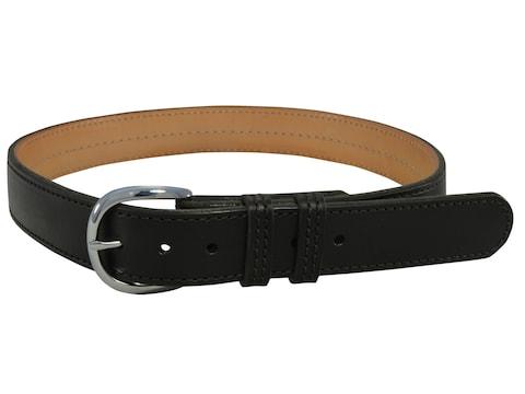 """Comp-Tac Kydex Reinforced Contour Belt 1-1/2"""" Buckle Plain Leather"""
