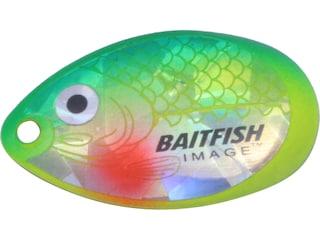 Northland Baitfish-Image Indiana Blade #4 Sunfish 3 pk