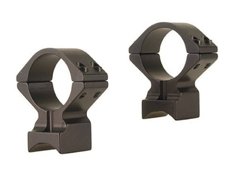 """Talley Lightweight 2-Piece Scope Mounts with Integral 1"""" Rings Savage 93 Matte"""