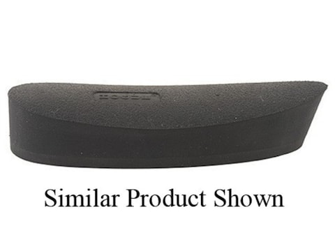 Hogue EZG Recoil Pad Prefit Mossberg 835 Synthetic Stock Black