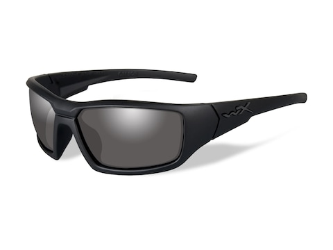Wiley X Black Ops Censor Active Lifestyle Series Polarized Sunglasses Matte Black Frame...