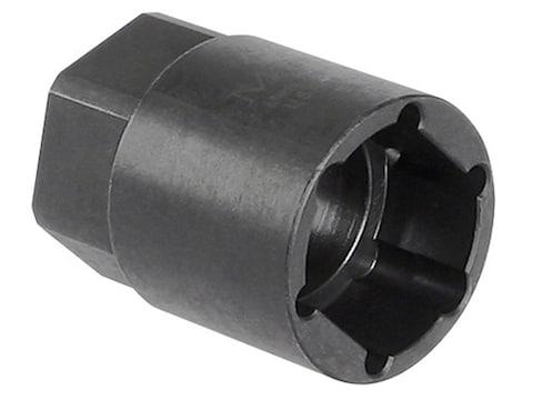 Midwest Industries Barrel Nut Socket CZ Scorpion EVO Pistol Steel Matte