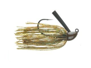 Nichols Lures Impact Flippin' Jig Grassy Craw 3/8oz