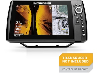 Humminbird HELIX 9 CHIRP MEGA SI+ GPS G4N CHO Fish Finder