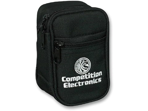Competition Electronics Pocket Pro/Pocket Pro 2 Shot Timer Carrying Case Vinyl Black
