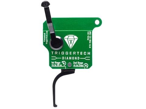 TriggerTech Diamond Trigger Remington 700 Clones Two Stage Black