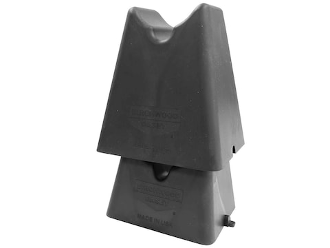 Birchwood Casey Nest Rest Front and Rear Shooting Rest Rubber