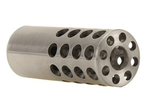 "Vais Muzzle Brake 3/4"" 284 Caliber, 7mm 1/2""-32 Thread .750"" Outside Diameter x 1.950"" ..."