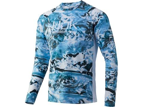 Huk Men's Mossy Oak Pursuit Shirt