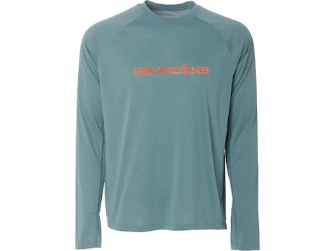 Grundens Men's Solstrale Lightweight Crew Shirt