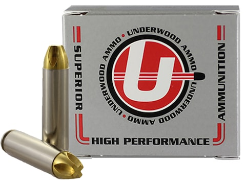 Underwood Ammunition 450 Bushmaster 245 Grain Lehigh Xtreme Penetrator Lead-Free Box of 20