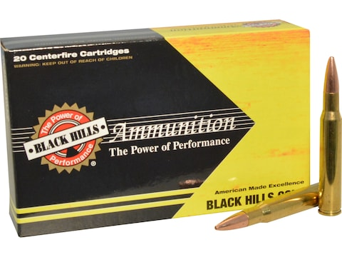 Black Hills Gold Ammunition 30-06 Springfield 180 Grain Barnes TSX Hollow Point Boat Ta...
